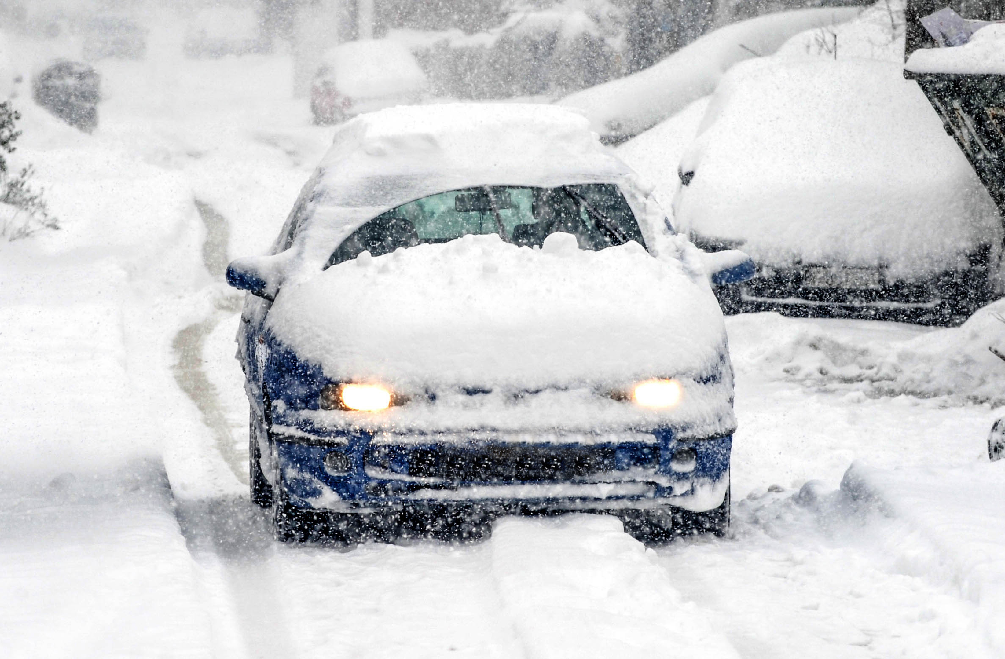 15 Tips for Driving Safely in Snow