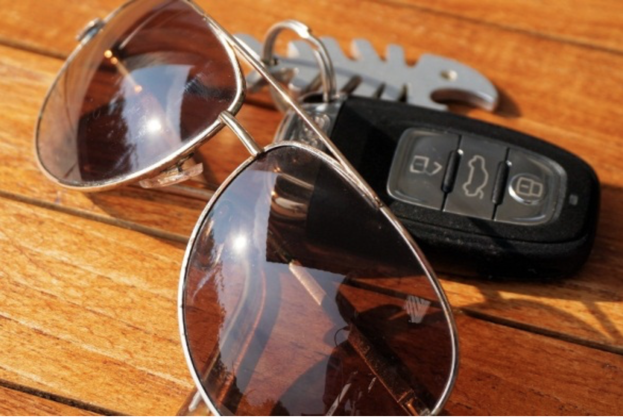 the smart car key system