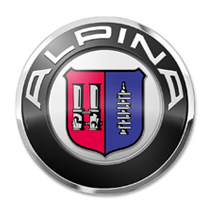 alpina car parts logo