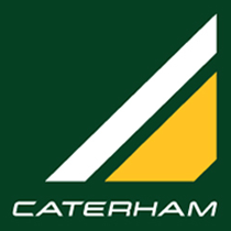 caterham car parts logo