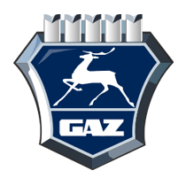 gaz car parts logo