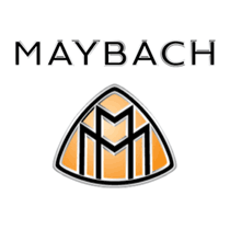 maybach car parts logo