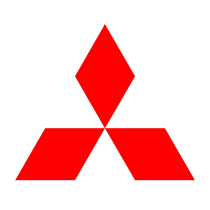 mitsubishi car parts logo