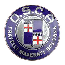 osca car parts logo