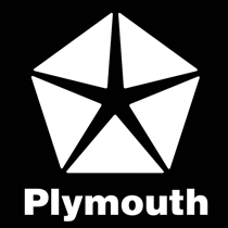 plymouth car parts logo