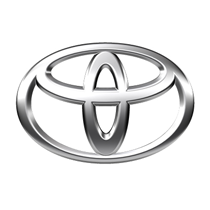 toyota car parts logo