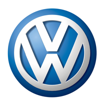 vw car parts logo